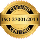 ISO 27001:2013 Certification icon